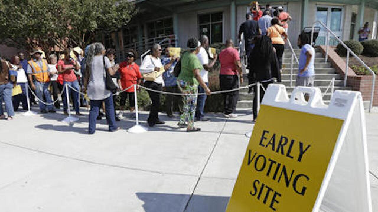 Judge orders North Carolina to restore voters' registration