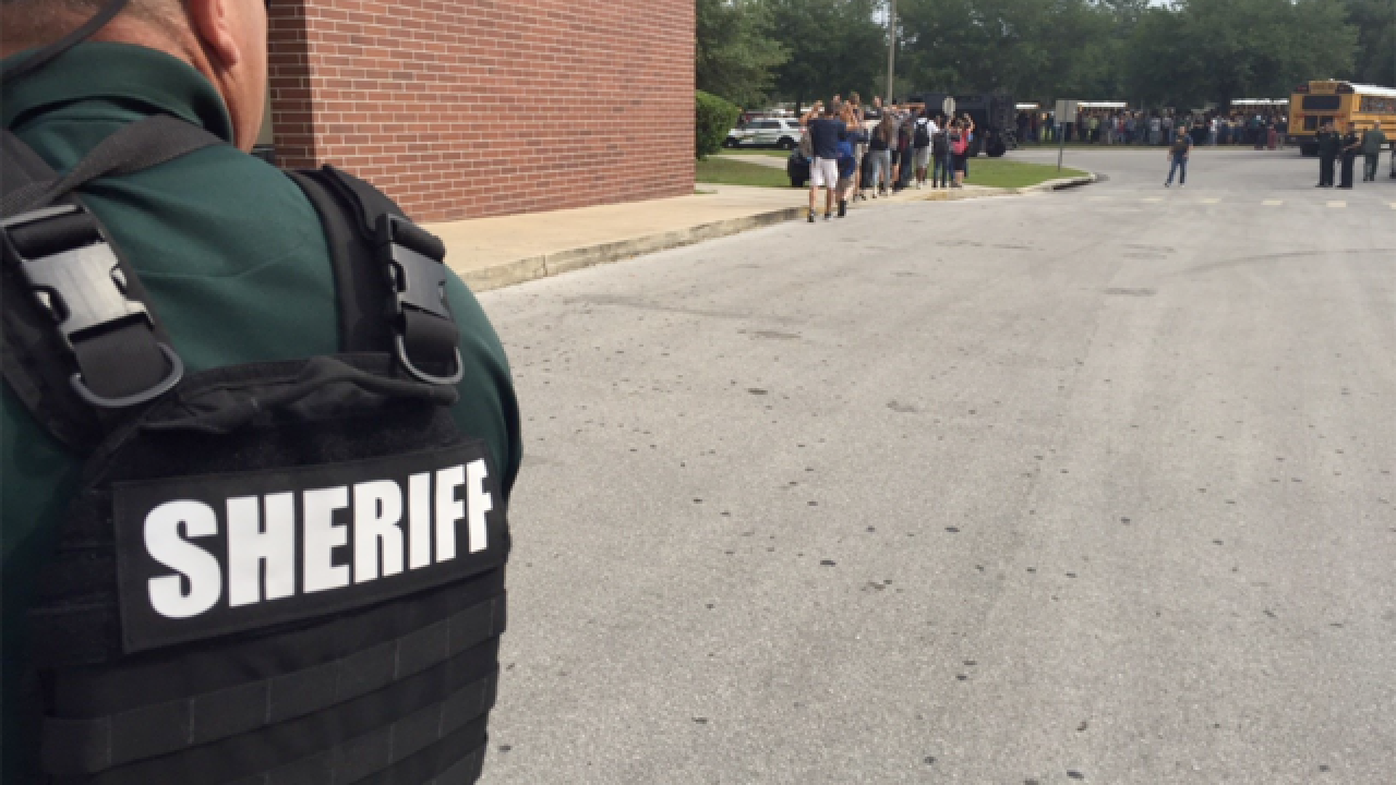 One person injured in shooting at Forest High School in Ocala, suspect in custody