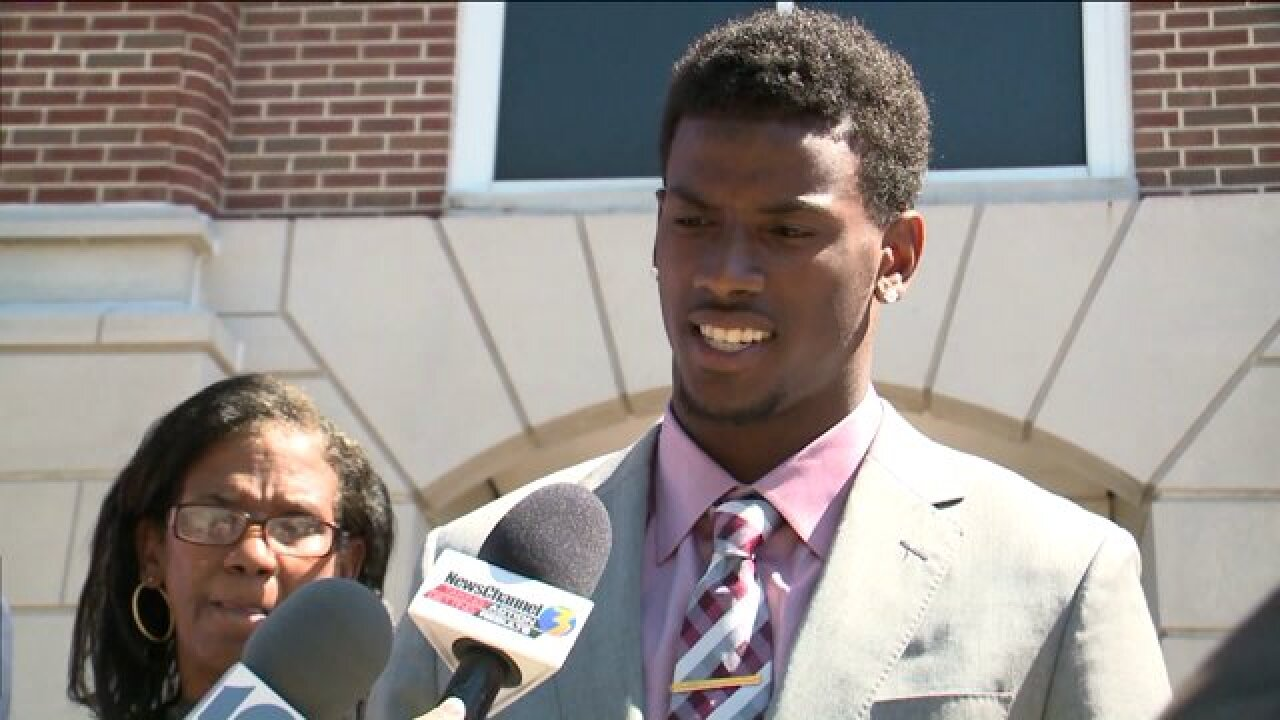 Tennessee Titans' Justin Hunter found not guilty for involvement in Va. Beach barfight