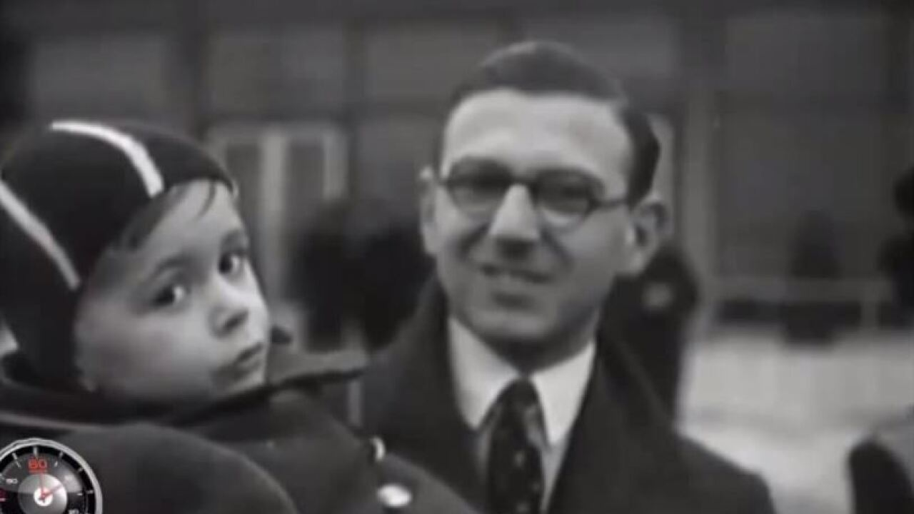Nicholas Winton, who saved hundreds of children from Holocaust, dies at 106