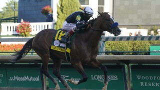 Authentic wins 146th running of the Kentucky Derby