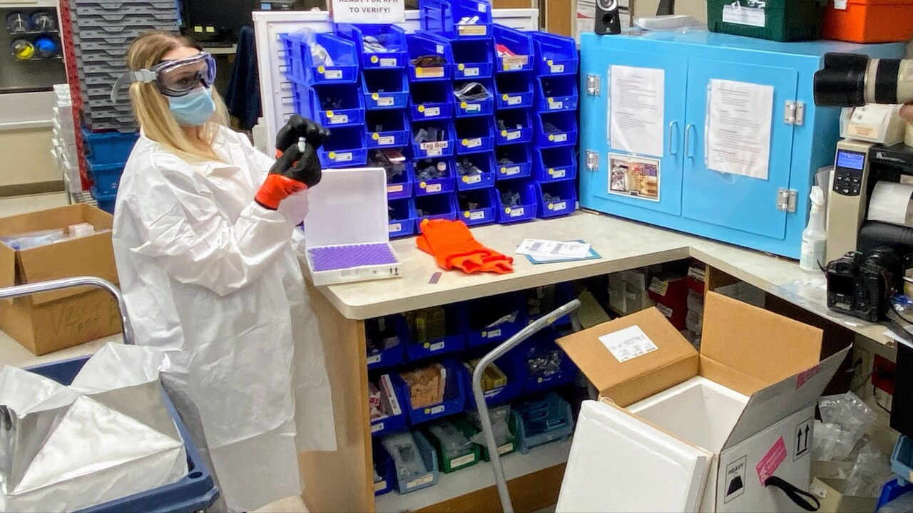 COVID Vaccine Arrives in Kern County