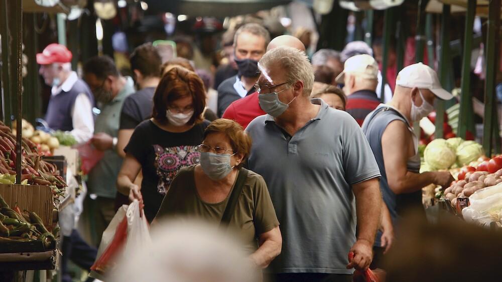 Shopping masks