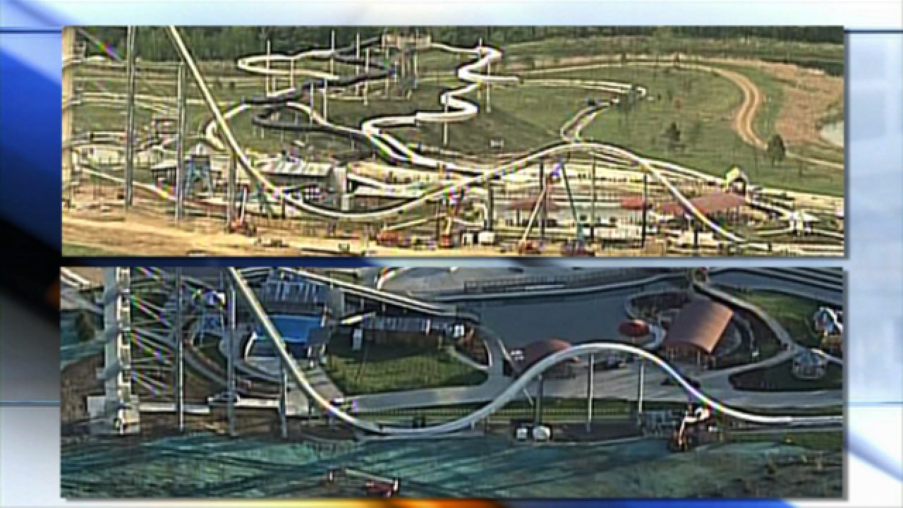 Schlitterbahn opens for the season without newest attraction