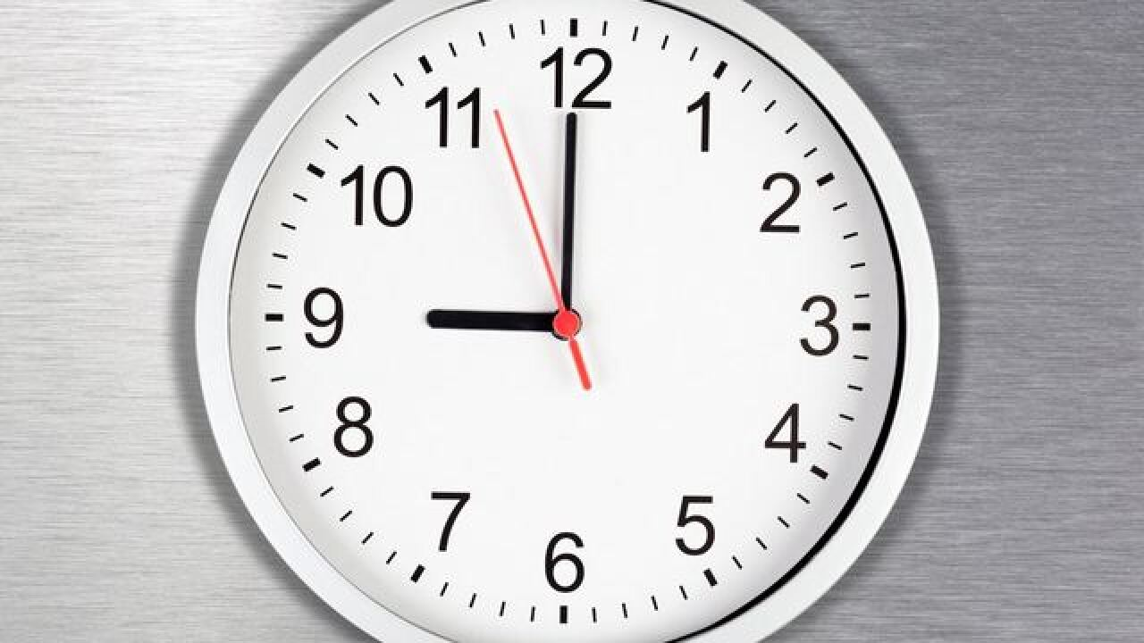 British schools are removing analog clocks because teens can