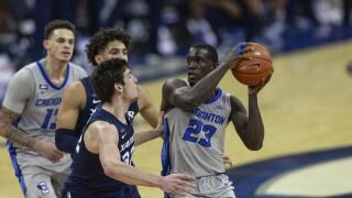 Xavier Creighton Basketball