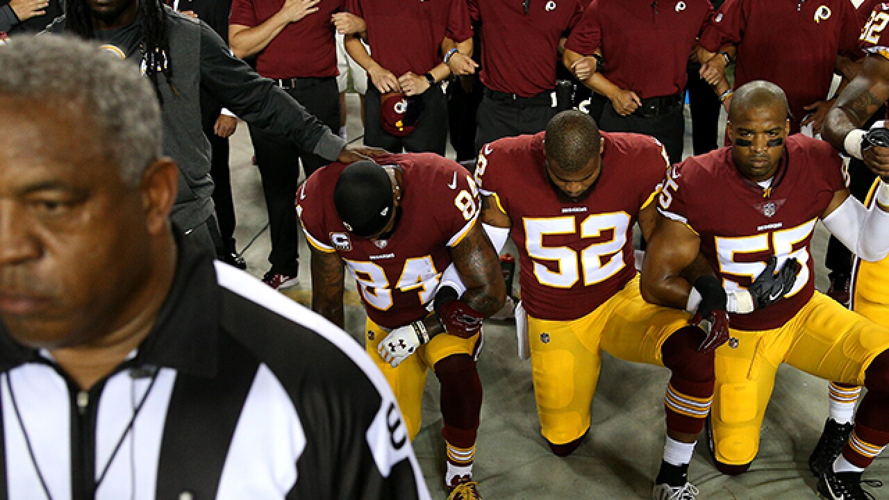 NFL discussing possible steps to deal with national anthem protests