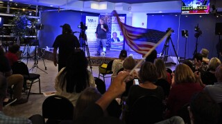 Youngkin calls rally flag pledge 'weird and wrong'