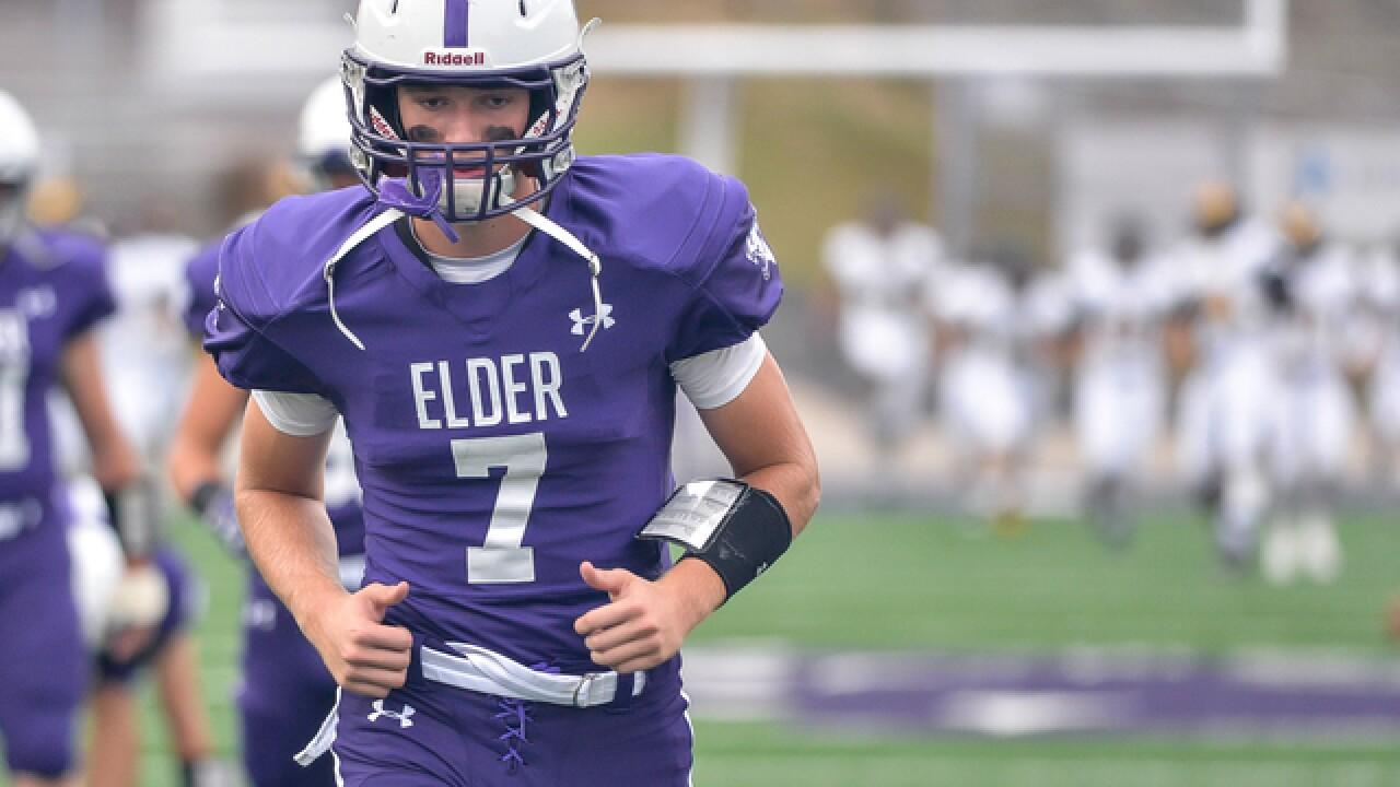 PHOTOS: Elder beats Elks for milestone victory