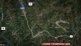 Lower Thompson Lake Drowning