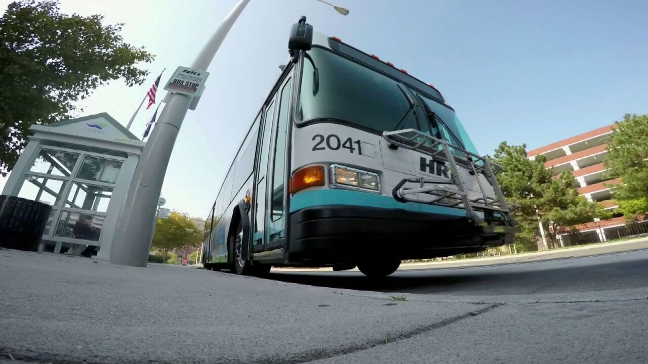 New fleet of HRT passenger buses to roll out on Hampton Roads'streets