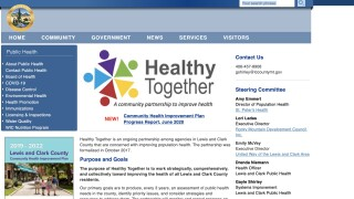 Lewis and Clark Healthy Together releases update on community plan