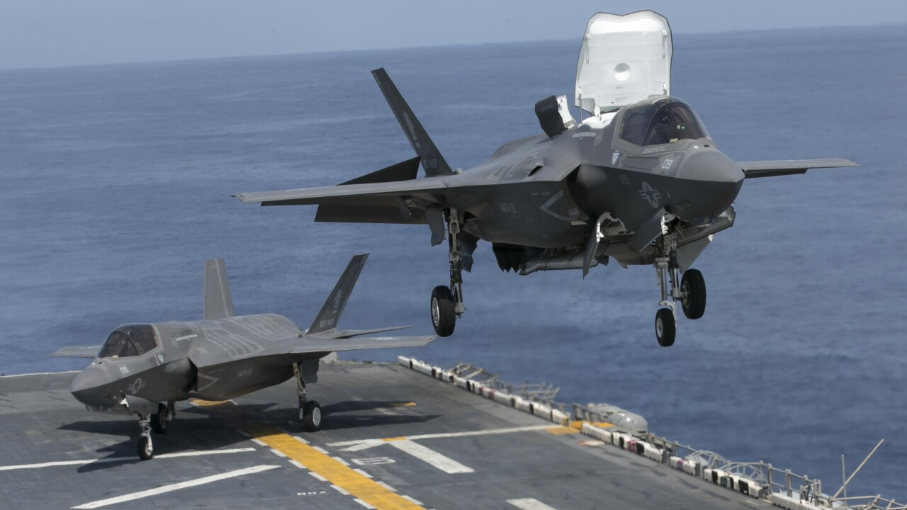 Audit: F-35 spare parts problematic; millions may have been paid in flawedbonuses
