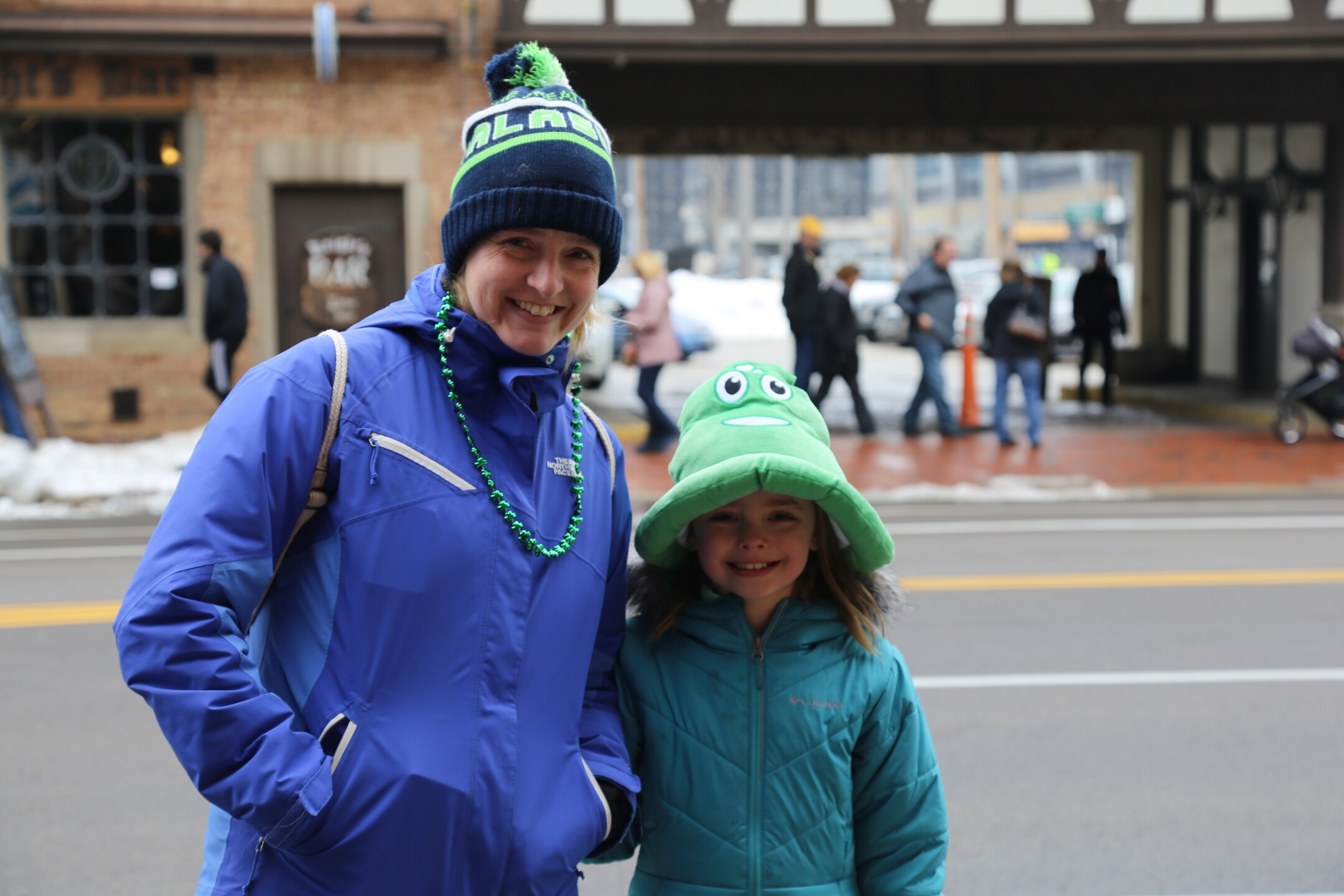 Milwaukee goes green for St  Patrick's Day Parade [PHOTOS]