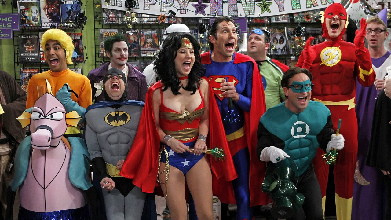 Photo gallery: A look through the years of the Big Bang Theory