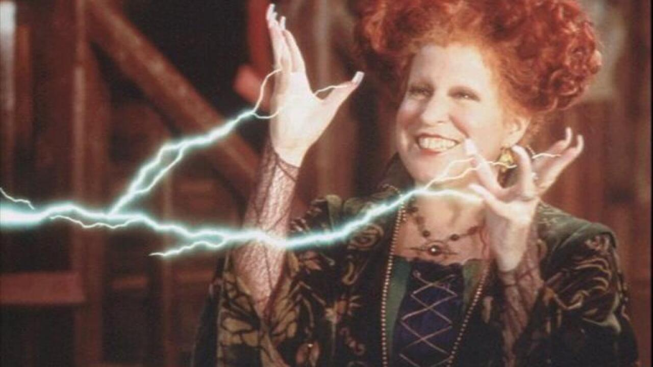 Hocus Pocus 2 is in the works, reports say