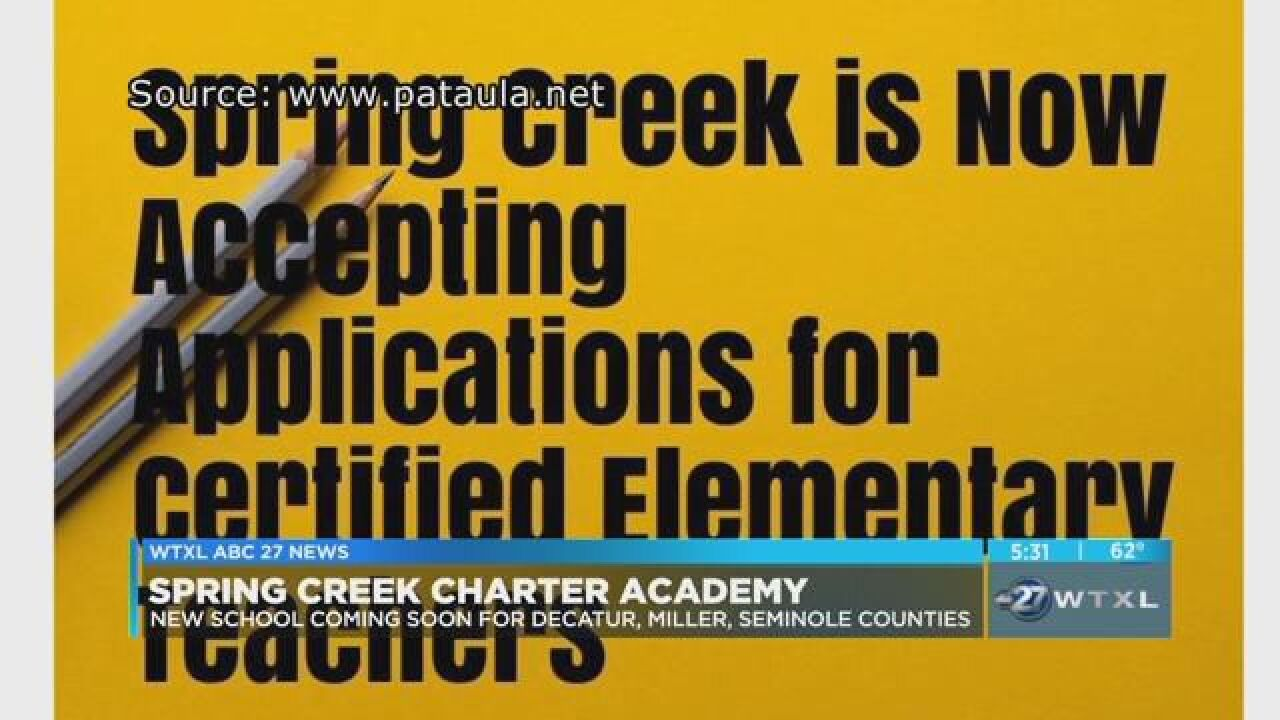 New charter gets approved in Decatur County