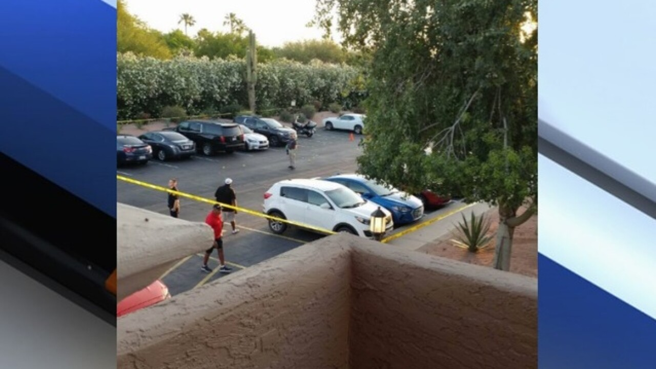 PD: Paradise Valley resort armed robber caught