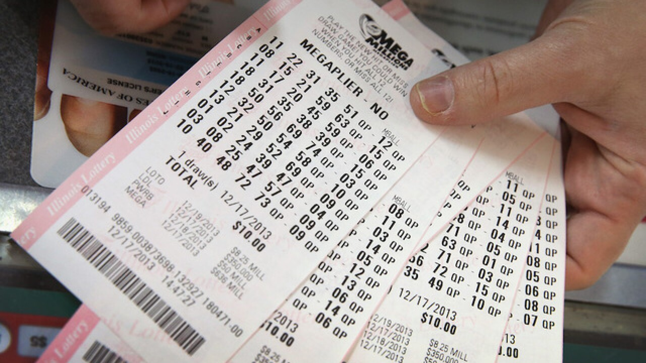 Mega Millions and Powerball jackpots combined are now more than $1.2 billion