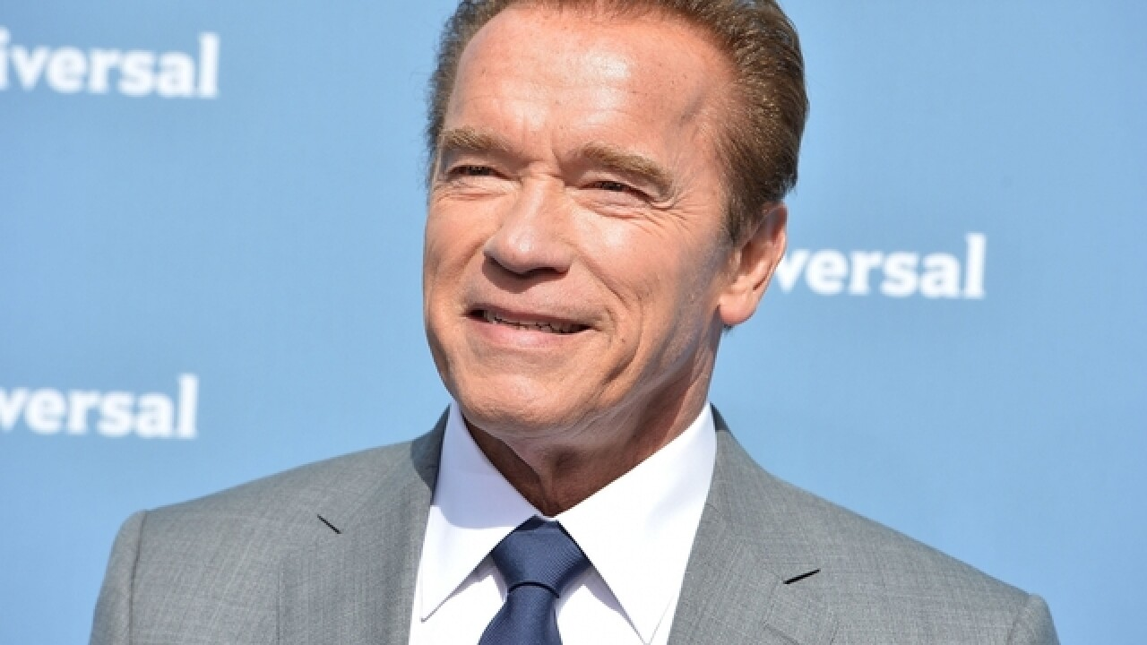 Arnold Schwarzenegger coming to Denver for anti-gerrymandering rally