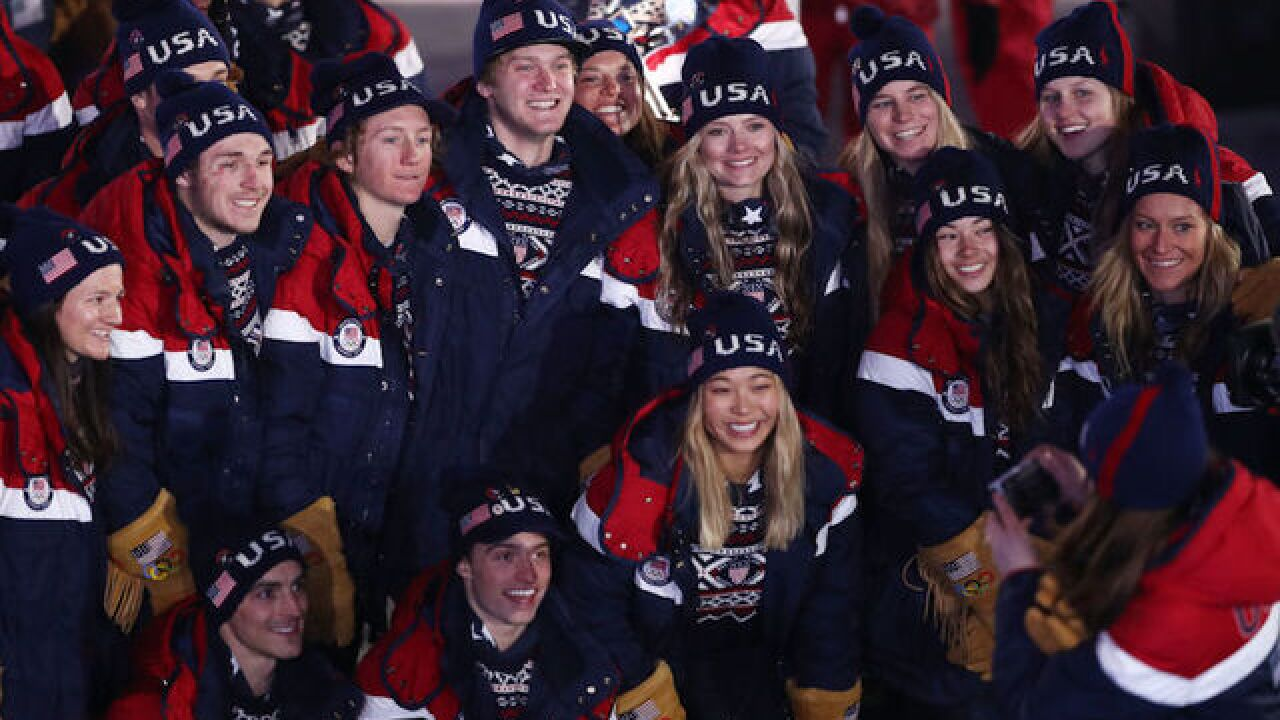 5 networks, 127 miles of cable, 110,000 condoms and other Winter Olympics stats