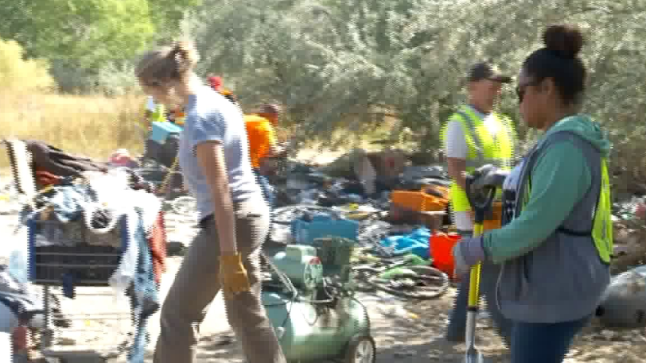 After Operation Rio Grande, other jurisdictions are left with ongoing cleanups
