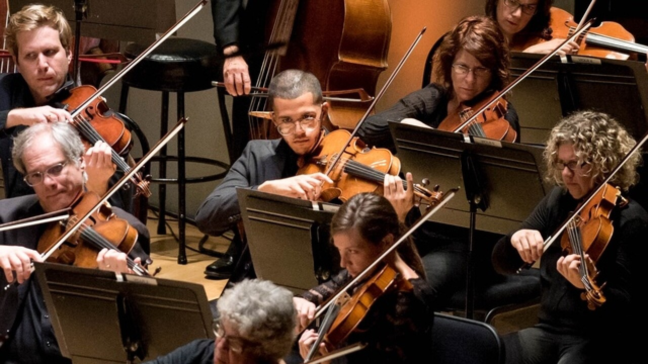 Bach to the future? CSO shaking up status quo