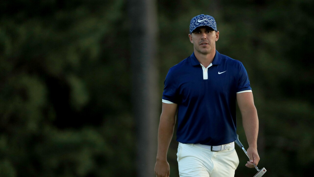 Brooks Koepka ready to get back to work after nearly three 3 months off