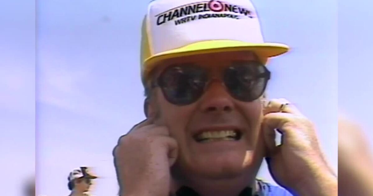 1985: Reid Duffy attends his first Indianapolis 500