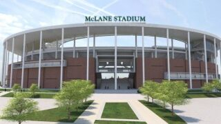 Season-opening football game for Sam Houston State and Richmond moved to McLane Stadium