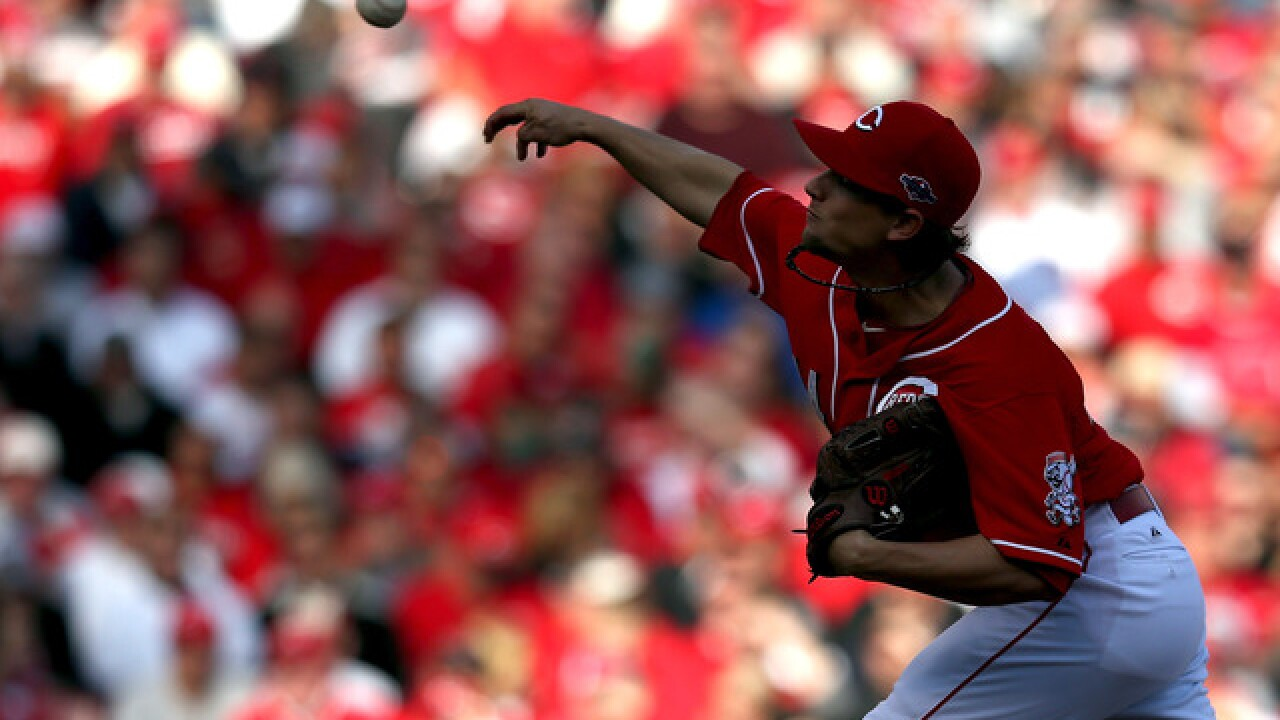 2012 Reds: A series of unfortunate events