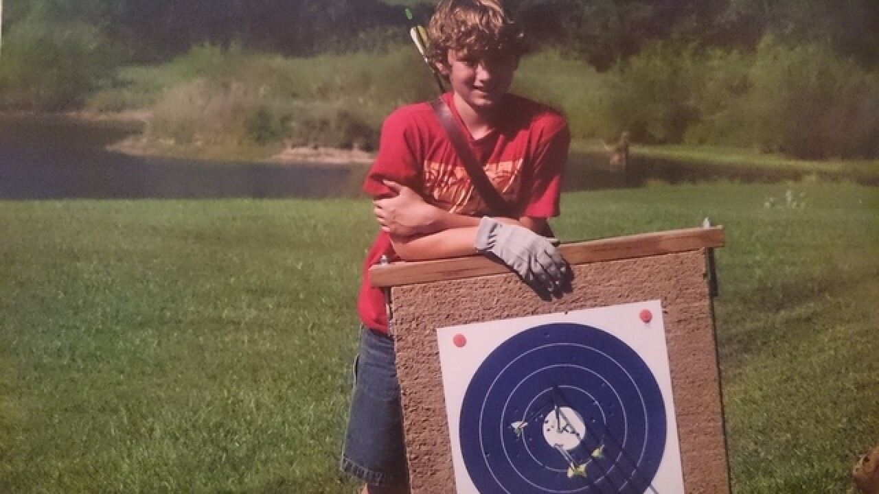 Olympics-bound MO native looks for archery gold