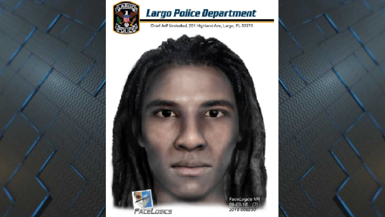 Florida police release sketch of possible suspect in case of missing toddler