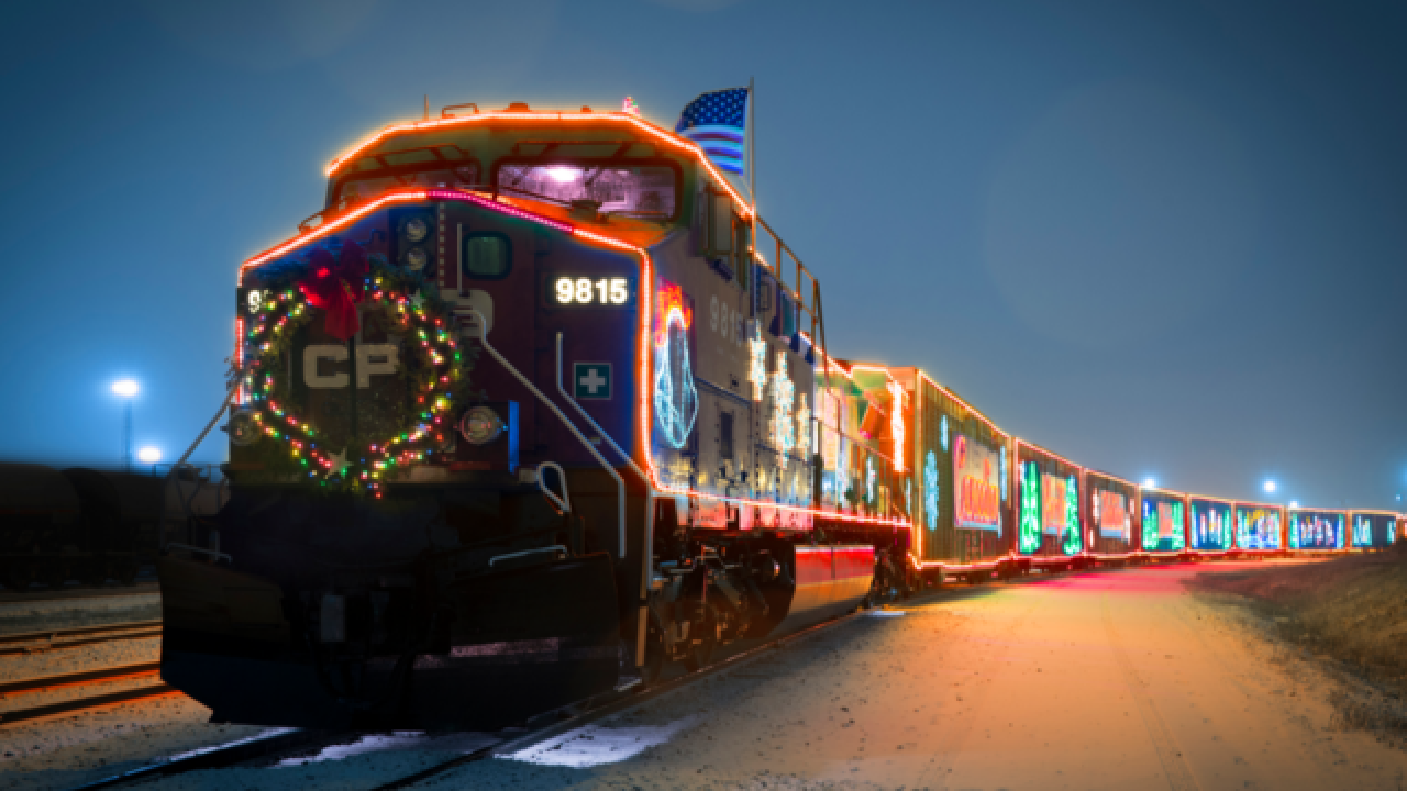 Canadian Pacific Holiday Train returning to WI