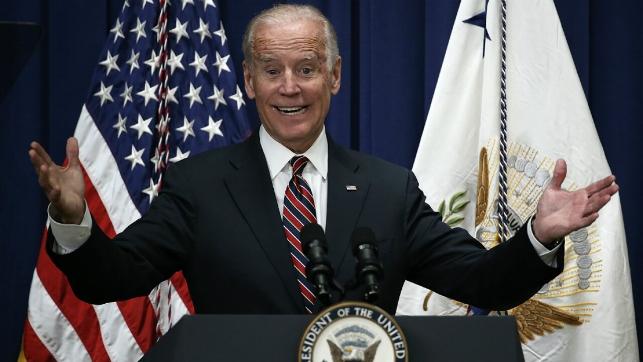 Remember when Joe Biden plagiarized a speech while running for president?