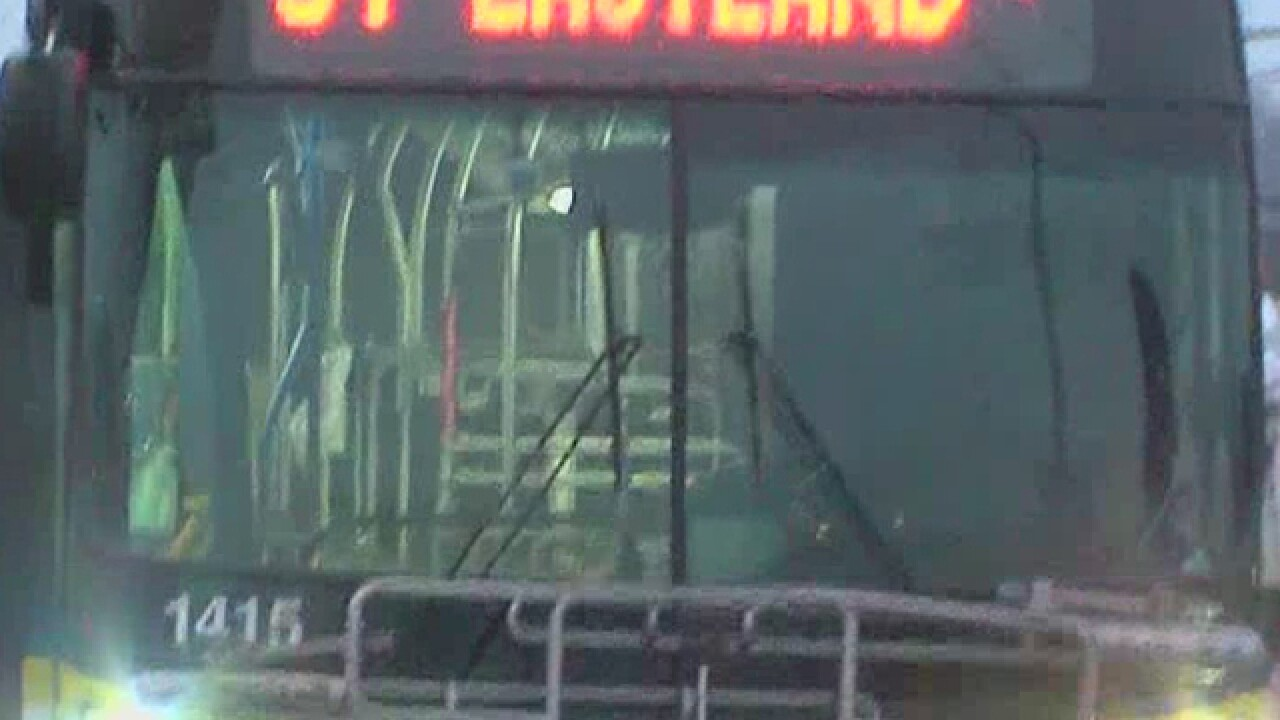 DDOT bus driver assaulted by passenger, man in custody