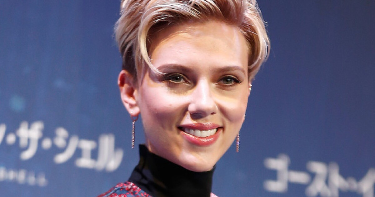 Actress Scarlett Johansson supports Okla. State Question 805 in video