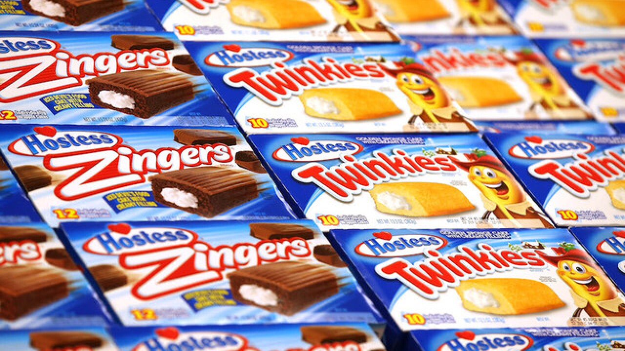 Hostess voluntarily recalls brownie snack due to mislabeling