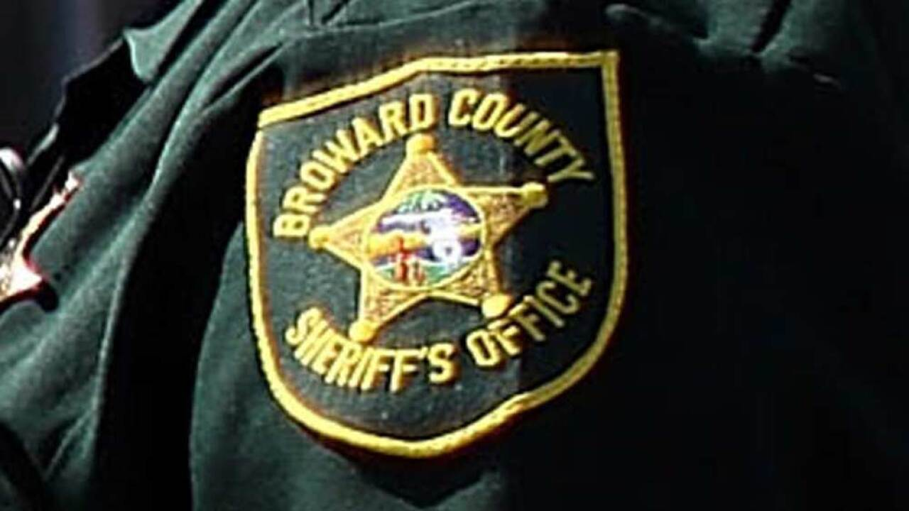 Broward County deputy disciplined for failure to respond to