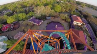 Thrill ride lovers rejoice! Busch Gardens Williamsburg's 'Tempesto' is open for business