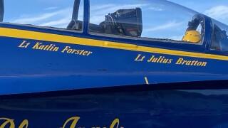 U.S. Navy's Blue Angels