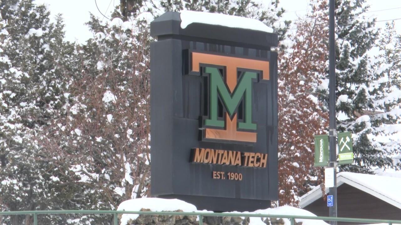 Montana Tech in Butte