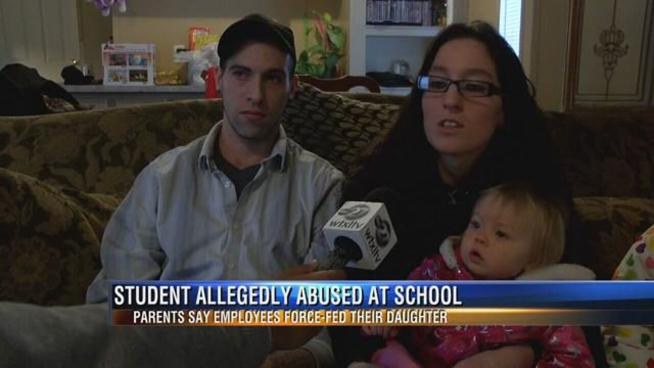 Tallahassee Parents Claim Teachers Force-Fed Daughter