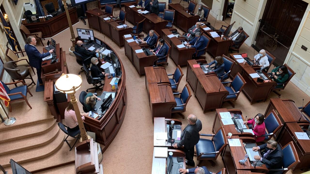Utah State Senate COVID-19 special session