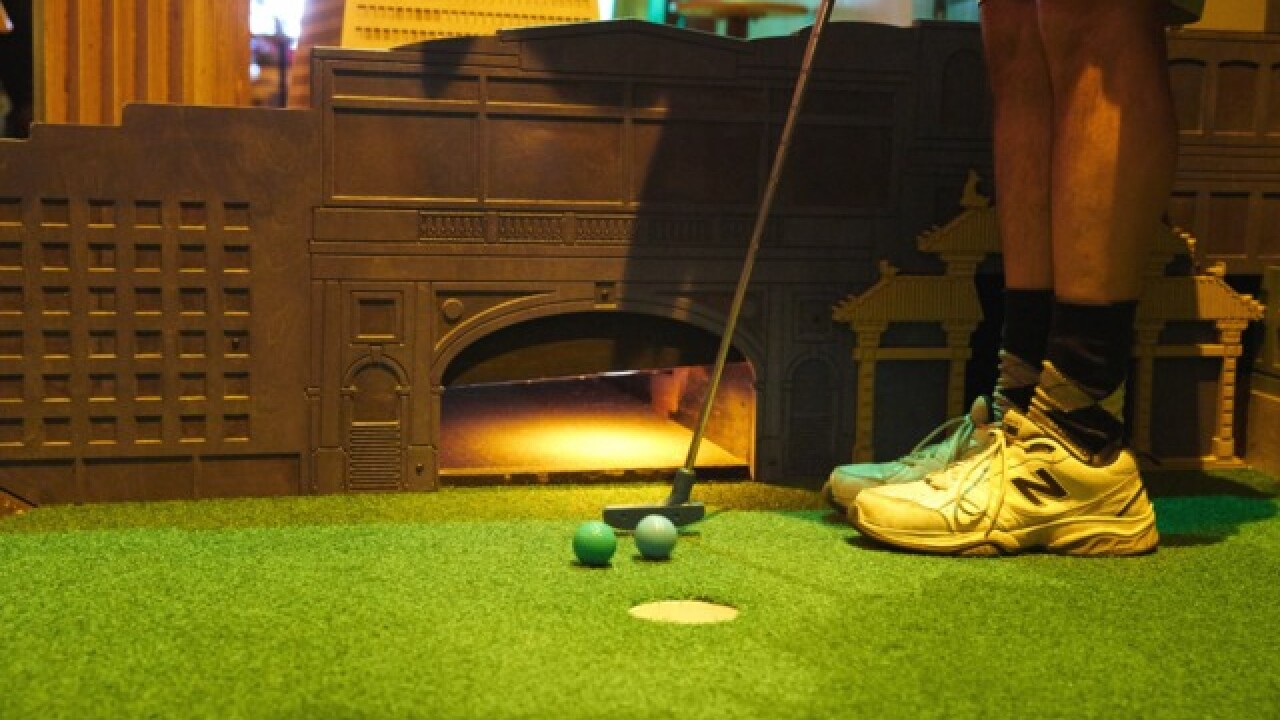 Indoor mini-golf course coming to LoDo