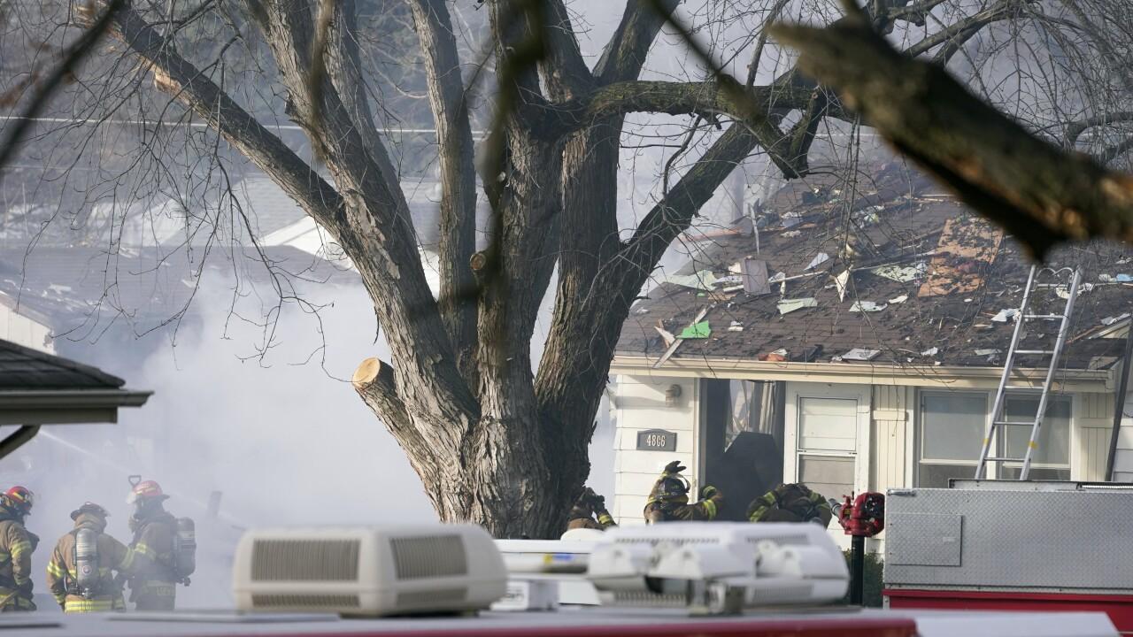 Omaha House Explosion