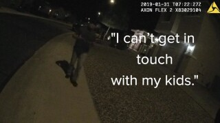 Charles Vallow body cam video