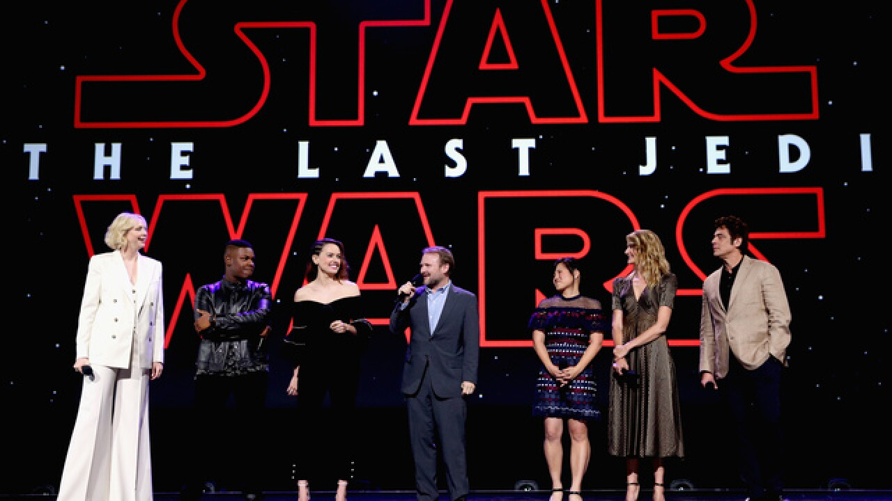 "REVIEW: ""The Last Jedi"" is the best Star Wars movie ever"