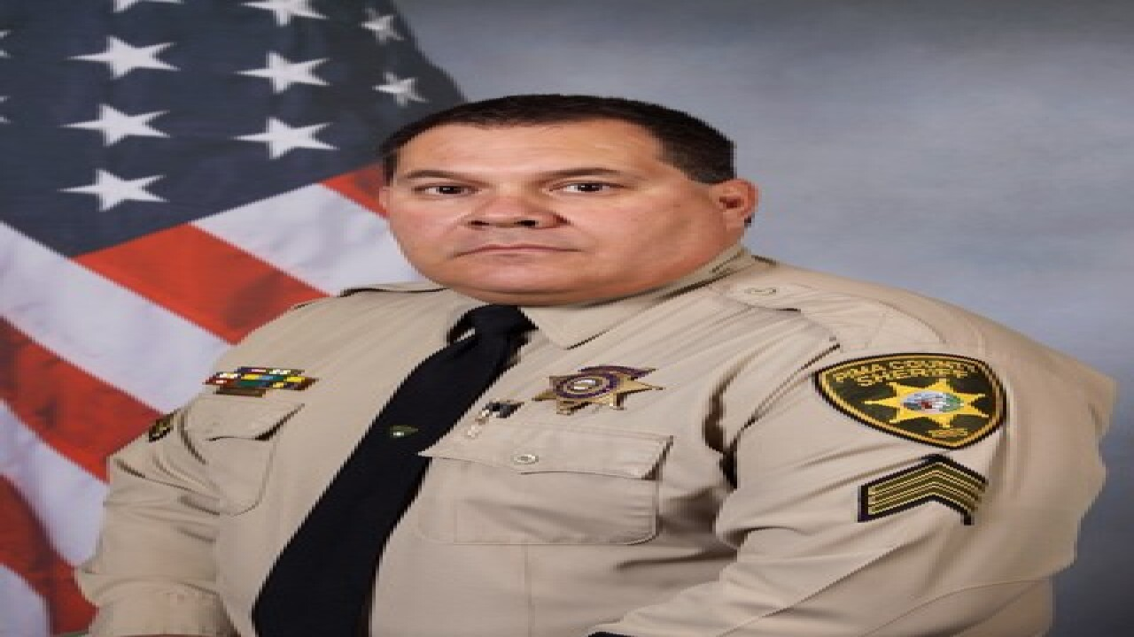 Deputy loses eye after being kicked
