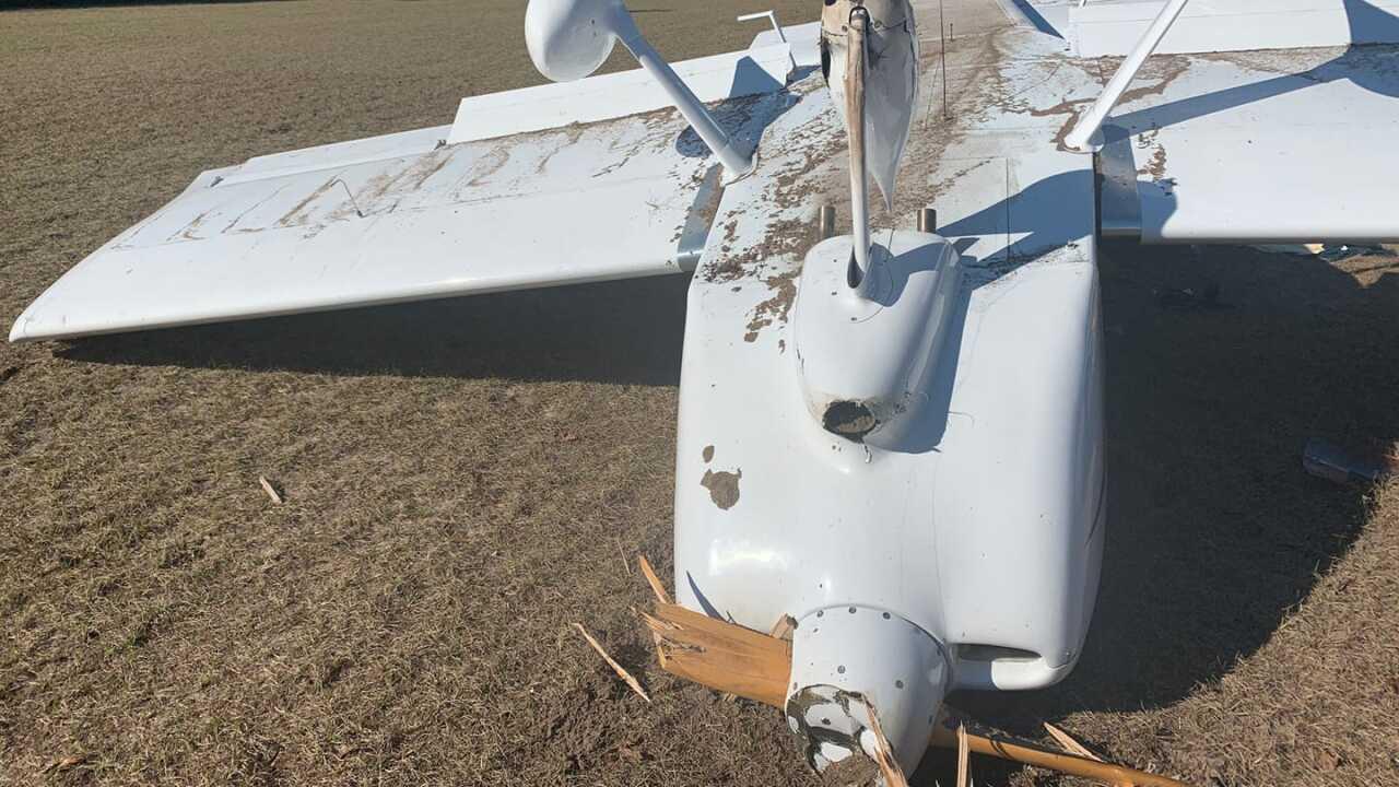 Suwannee Fire Rescue responds to plane crash south of Live Oak